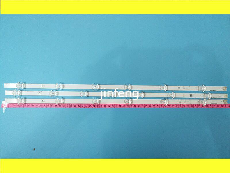 5set = 15 uds/6/7LED 590mm tira de LED para iluminación trasera reemplazo para LG 32LN5100 32LN545B Innotek POLA2.0 32 tipo B HC320DXN-VSFP4-21XX