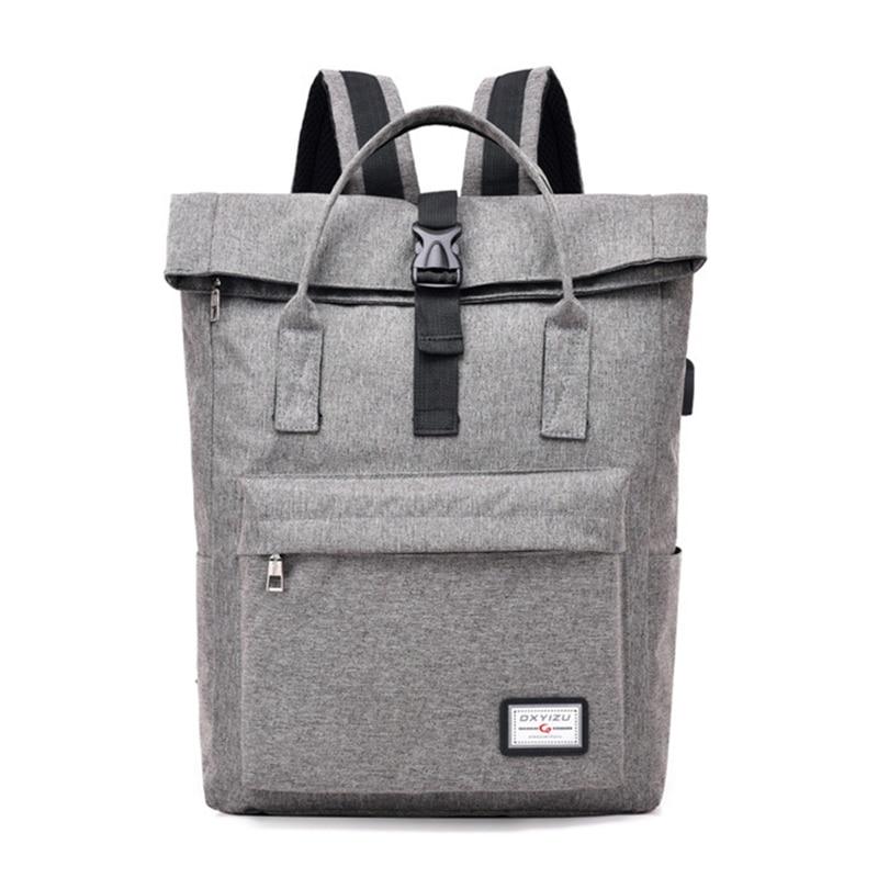 Mochila de gran capacidad mochila multifuncional para pañales bolsa momia impermeable mochila de viaje de moda para el cuidado del bebé