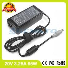 20V 3.25A laptop ac adapter 45N0315 45N0316 40Y7699 40Y7700 45N0317 for Lenovo ThinkPad X130e X131e Chromebook X140e charger