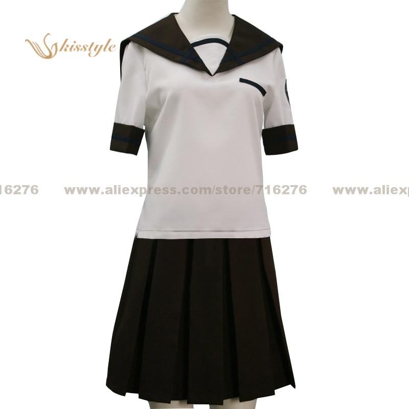 Kisstyle Fashion Hiiro no Kakera Tamaki Kasuga Uniform COS Clothing Cosplay Costume,Customized Accepted