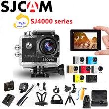 Original SJCAM SJ4000 série 1080 P HD 2.0