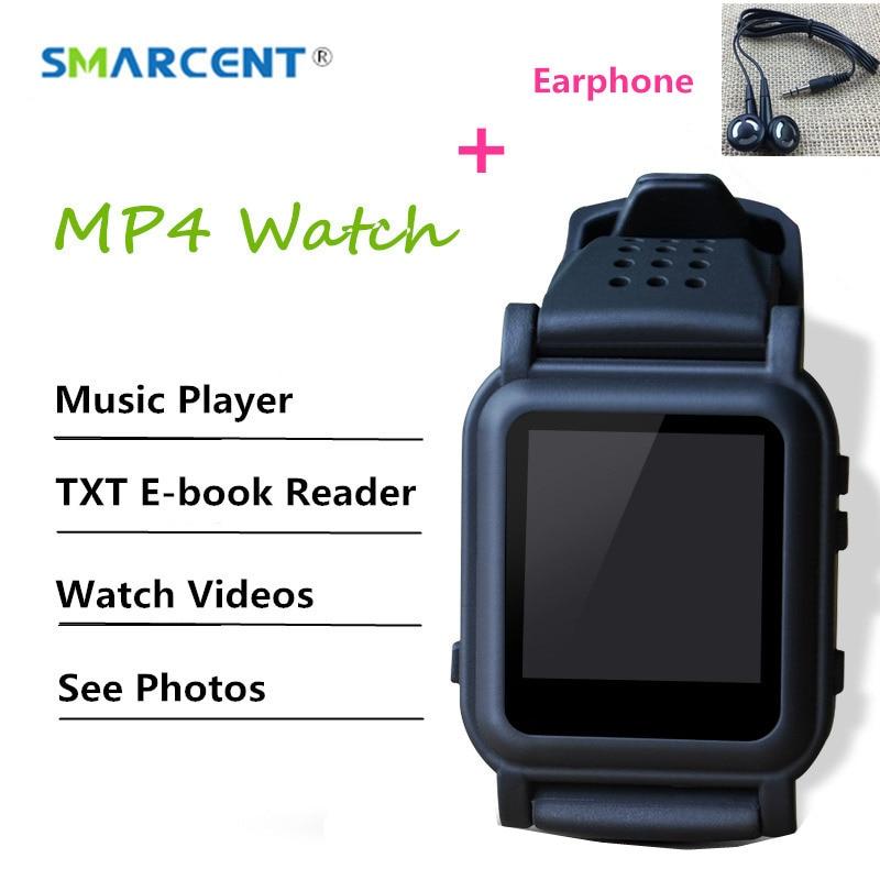 Часы для экзамена 4 ГБ 8 ГБ памяти электронная книга Смарт-часы MP3-плеер Поддержка электронная книга читатель музыкальный плеер разные языки ...
