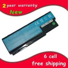 Juyaning laptop batterij voor acer aspire 7535 7540 7540g 7720 7720g 7720z 7720zg 7730 7730g 7730z 7735 7735z 7736g 7738
