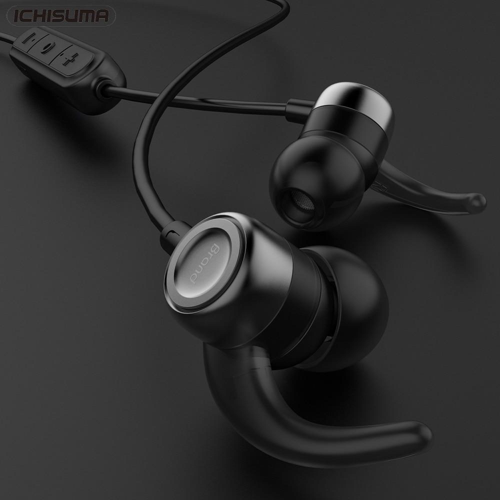 Auriculares inalámbricos Bluetooth auriculares estéreo 3D deportivos manos libres Bluetooth 5,0