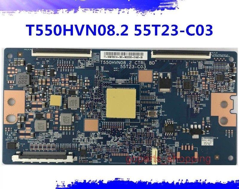 لوحة منطقية T550HVN08.2 CTRL BD 55T23-C03, 50 بوصة T-con لوحة منطقية