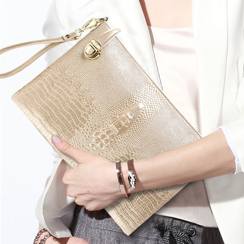 Клатчи из мягкой натуральной кожи для женщин, сумочки на цепочке на плечо, кошелек из натуральной воловьей кожи, Классический Подарочный ор...