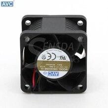 Pour AVC db04028b12l-far DC 12V 0.36A 40mm boîtier serveur cpu ordinateur ventilateurs de refroidissement refroidisseur radiateur 40x40x28mm