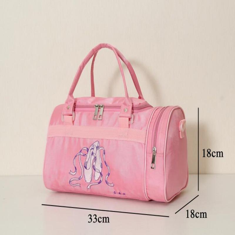 Child Dance Bag Female Adult Dance Backpack Infant Kids Bucket Ballet Bag For Dance Ballet Dance Bags Ballerina Kids Handbag