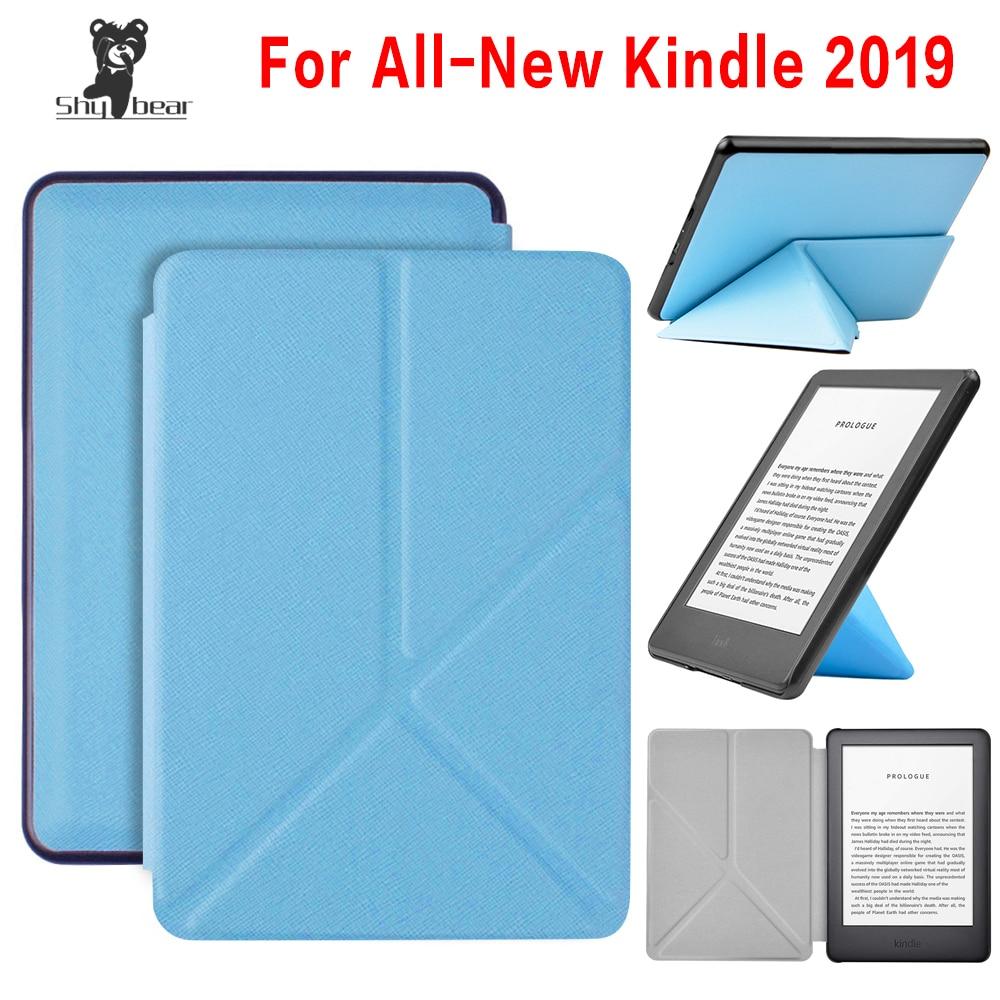 Case for Amazon Kindle 10th Generation 2019 Cover Case for Amazon New Kindle 10th Generation J9G29R Origami e-reader funda capa