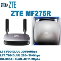 lot of 20pcs zte mf275r 4g lte router with original boxdhl shipping