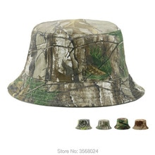 Retail Camo printed Fish men Hats Adult Trip Bucket Hat Summer Men Women Travel Sun Caps Camouflage Casual Unisex Cotton Cap