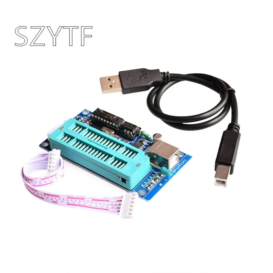 PIC K150 programmeur ICSP programmation automatique USB développer microcontrôleur + câble ICSP USB 3237