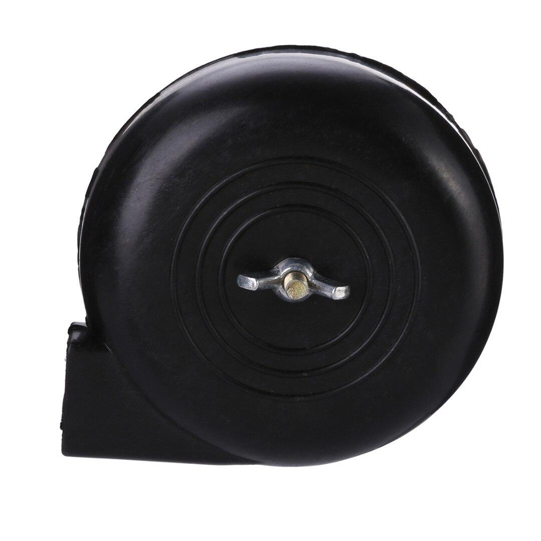 16mm (3 / 8PT) Filtro de aire silenciador de filtro negro partes neumáticas de Hardware de compresor de aire