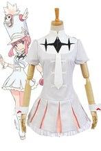 KILL la KILL disfraz Nonon jakzure Cosplay uniforme fiesta Halloween Cosplay conjunto completo uniforme disfraz