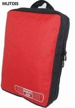 Сумка для инструментов CAMMITEVER, красная тканевая сумка для инструментов, инструменты для ремонта, мультиметр, водонепроницаемый чехол, отвер...