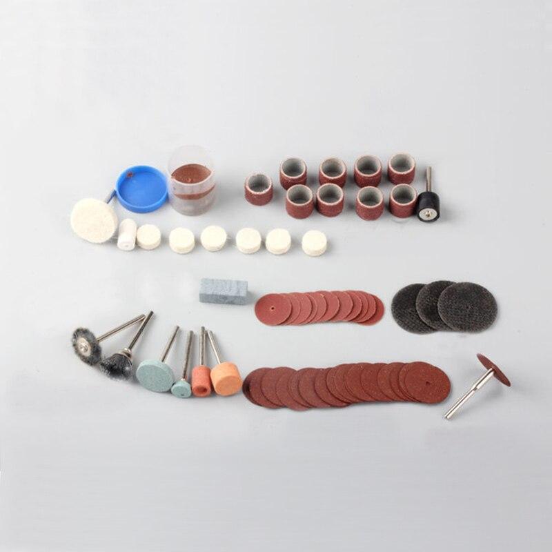 Herramientas dremel, accesorios giratorios, brocas de herramientas para pulir la madera, herramientas abrasivas dremel, accesorios de herramientas eléctricas