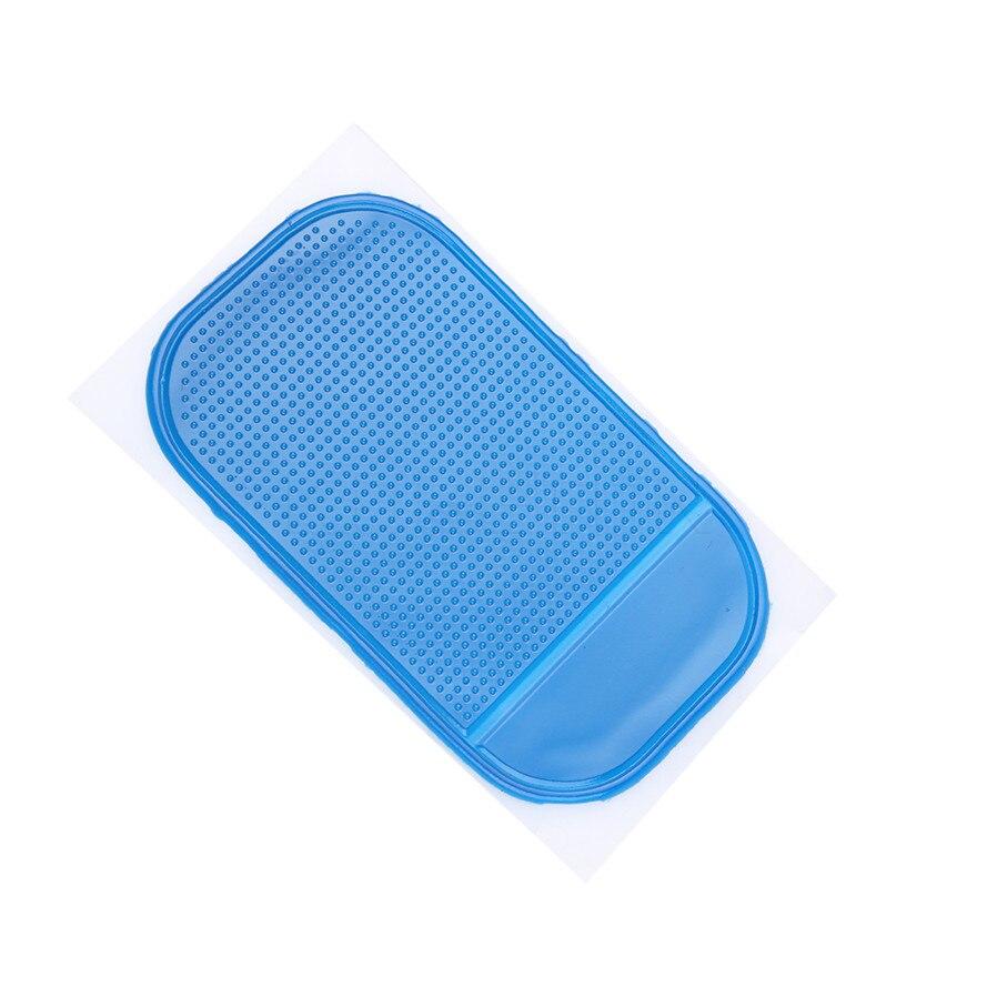 Новейший автомобильный липкий slilicaGel нескользящий коврик для телефона держатель