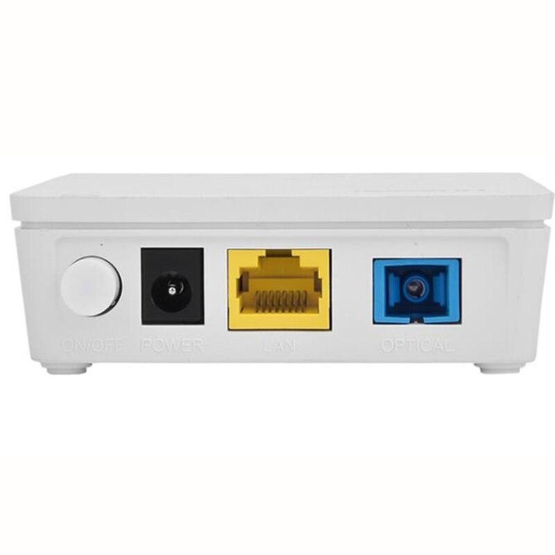 Huawei Epon/gpon Onu ont 8010 h/c FTTH fibra óptica ont router con 1GE fibra óptica modo único versión en inglés huawei gpon/epon
