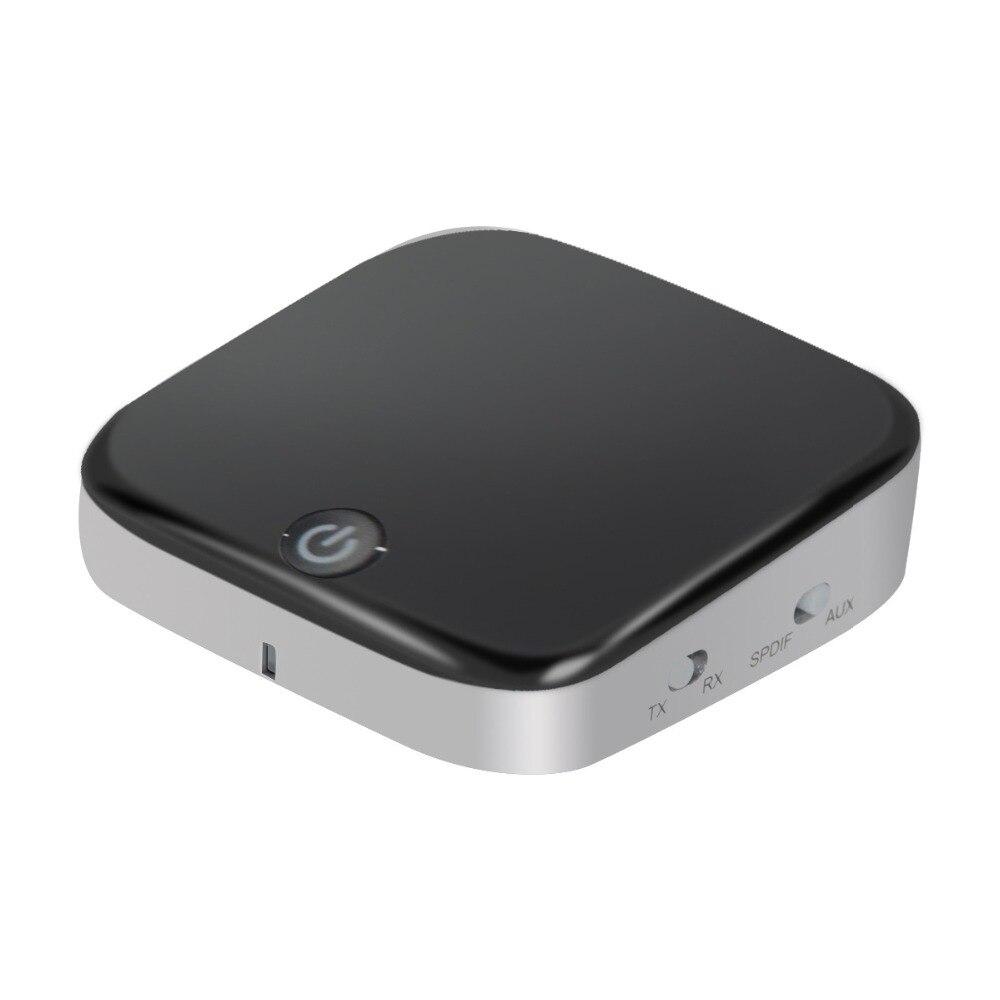Bluetooth transmissor receptor música receptor bluetooth adaptador de áudio estéreo spdif aux 3.5mm para iphone ipad alto-falante 029