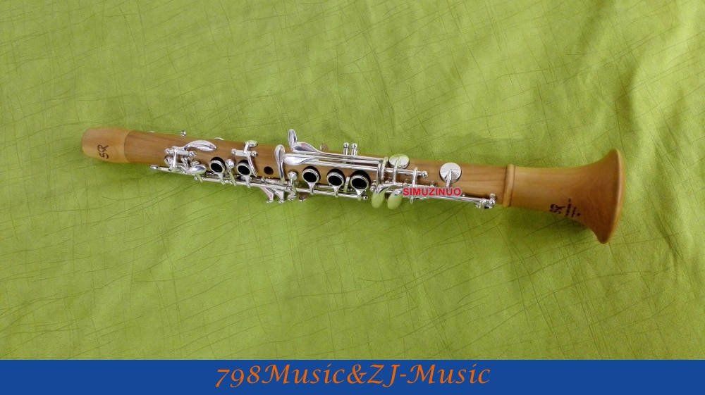 Clarinete woodenEb de madera HUANGYANG de concierto de alto grado profesional