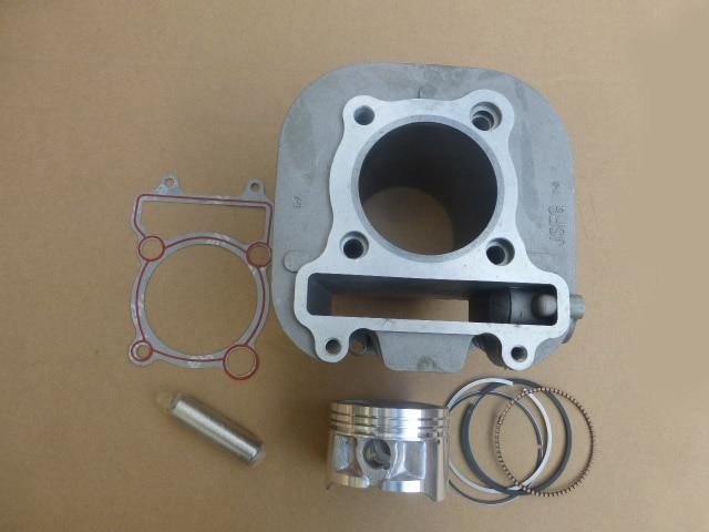 Kits de cilindros de motocicleta con pistón y Pin para JS250 XV250 ATV250 ATV