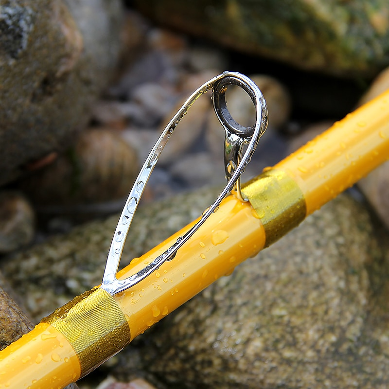 wholesale 2pcs/pack 4.2M Surf Rod Beach long casting 3sections far shot Fishing Rod Carp Feeder Rod Surf Spinning Rod enlarge