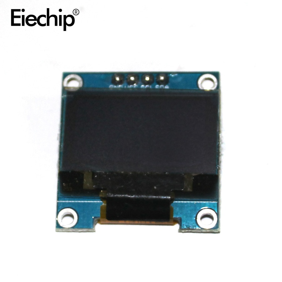 0,96 inch OLED Display Modul Weiß/Blau 128X64 OLED LCD LED Display Modul 12864 IIC I2C SPI kommunizieren Display Für arduino