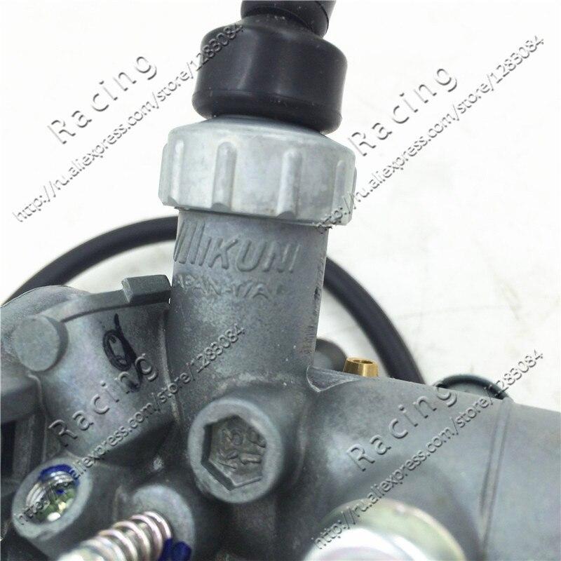 High Performance VM16 PZ19 19mm Carburetor Carb For Motorcycle Dirt Pit Bike ATV QUAD 70cc 90cc 110cc Motocross
