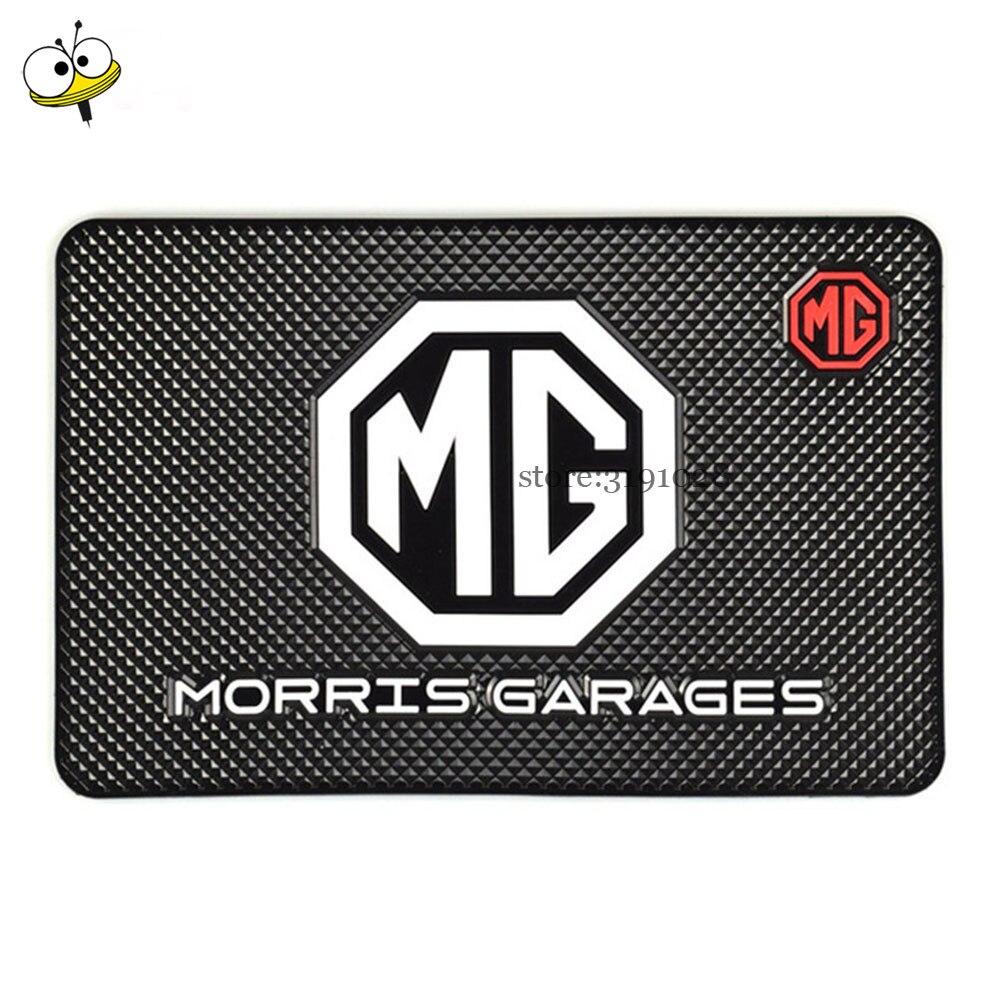 Автомобильные аксессуары для интерьера, многофункциональные Противоскользящие коврики для мобильного телефона MORRIS GARAGE MG 3 5 6 7 TF ZR SUV Morris 3 MG3