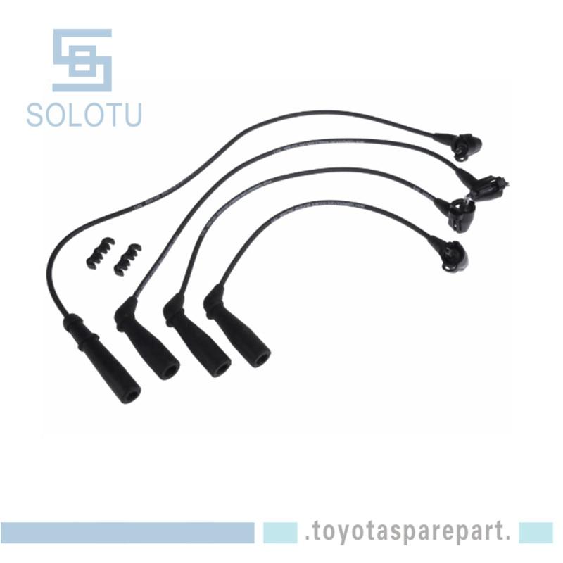 Ignition Spark Plug Cable para TOYOTA TERCEL 199208-199409 3EE. EL42 90919-22329