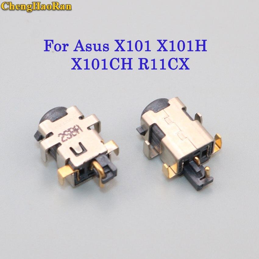 ChengHaoRan DC разъем питания разъем зарядного порта разъем для Asus Eee PC EeePC X101 X101H X101CH R11CX разъем
