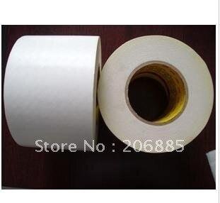 3M marca 9448A color claro doble cara no tejido adhesivo cinta 10mm * 50 M/10 rollos/lote podemos ofrecer otro tamaño