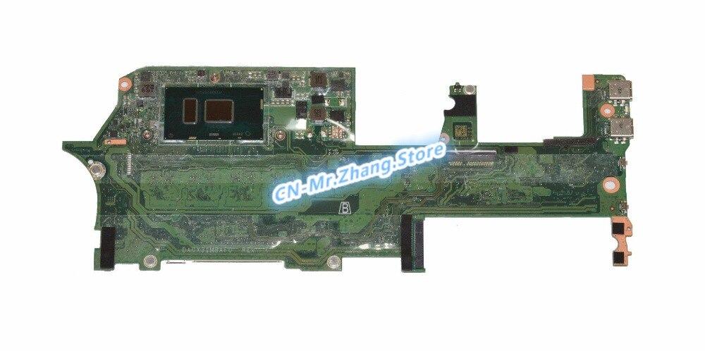SHELI ل HP شبح x360 13-W اللوحة المحمول W/I7-7500U CPU 907558-601 DA0X31MBAF0 16 GB RAM