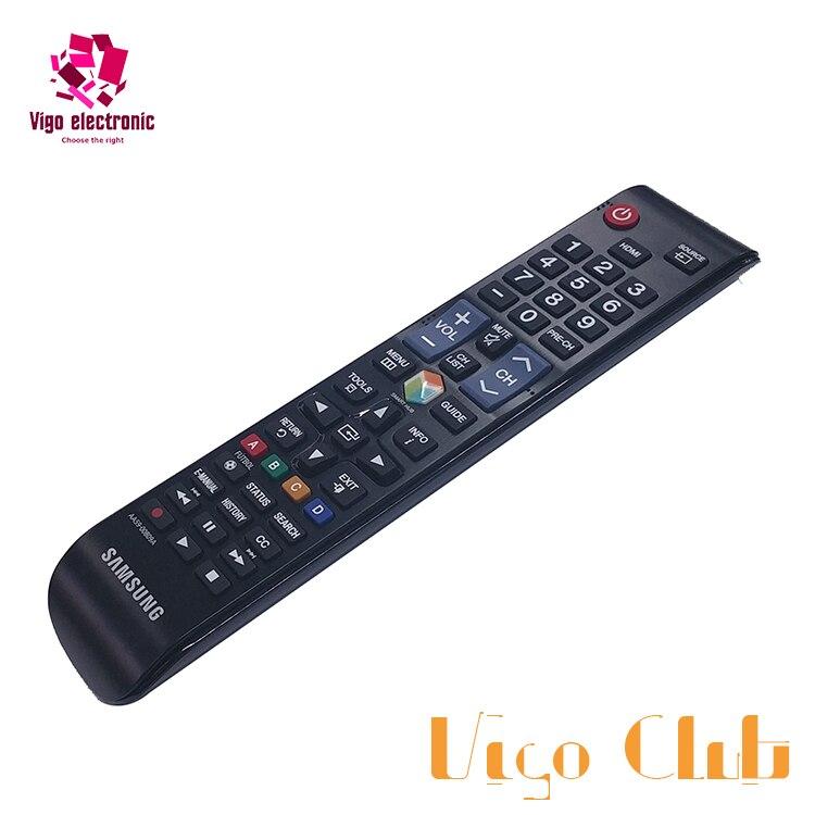 Remoto para tv Controle Samsung Aa59-00809a Un40fh5303f Un50f5500afxzp