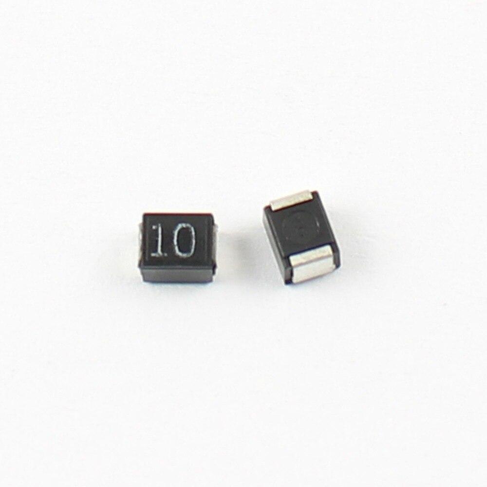 10 piezas por lote KOA ECC SMD SMT 1210 1A 72V Micro Chip fusible CCP2E10TE