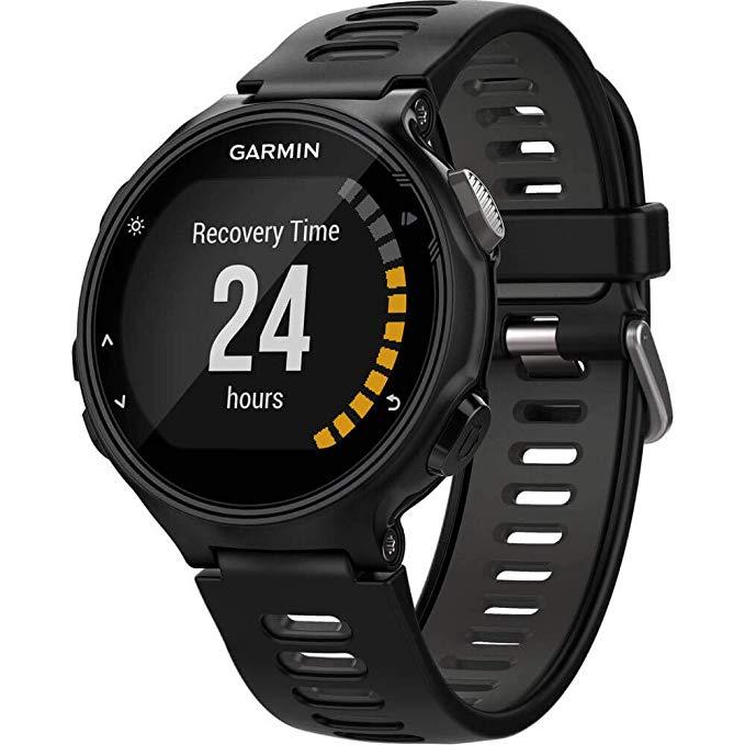 Garmin forerunner 735xt, reloj inteligente deportivo con GPS y control del ritmo cardíaco, reloj inteligente deportivo para hombre, cronómetro