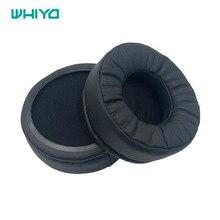 Whiyo 1 paire découteurs de remplacement de manches coussinets doreille housse coussin doreiller pour casque Sony MDR-V700 MDR-V700DJ MDR-Z700