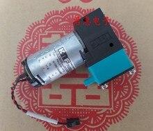 Utilizzato KNF DC pompa a membrana pompa Acqua pompa di Mandata della pompa Biochimica PML5161-NF30 DC12V 11.9W
