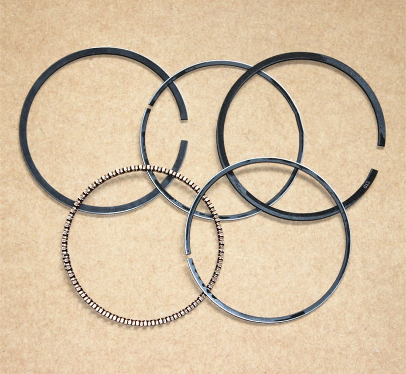 Kolben ring 65mm für Briggs & Stratton 3,5 HP 3,75 HP 4,0 HP 4,5 HP 5,0 HP motor 4 hub motor rasenmäher wasserpumpe ersatz