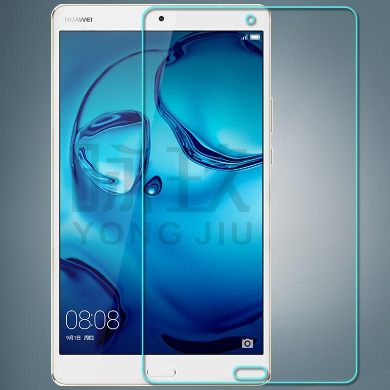 "Para Huawei MediaPad M3 8,4 protector de pantalla de vidrio templado caso película protectora para Huawei MediaPad M3 8,4 BTV-W09 BTV-DL09 8,4 ""de vidrio"