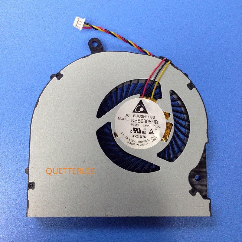 Новый вентилятор для ноутбука Toshiba Satellite P50 P50-A P50T P55 P55T S50 S50D S50T S55 S55D S55T