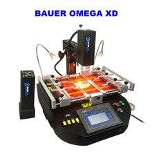 Brak podatku do rosji BAUER OMEGA XD Hot Air i IR 2 w 1 stacja lutownicza bga do naprawy telefonów komórkowych bgs