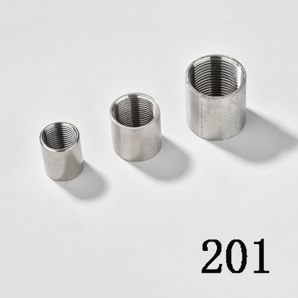 Фото - 201 Stainless Steel Water Connection Adpater 1/4 3/8 1/2 3/4 1 1-1/4 1-1/2 Female Threaded Stainless Steel Pipe Fittings water connection adpater 1 8 1 4 3 8 1 2 3 4 1 1 1 4 1 1 2 female threaded pipe fittings stainless steel ss304