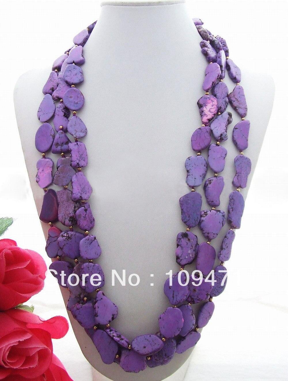 Charming! Imperial Semi-precious Stone Necklace