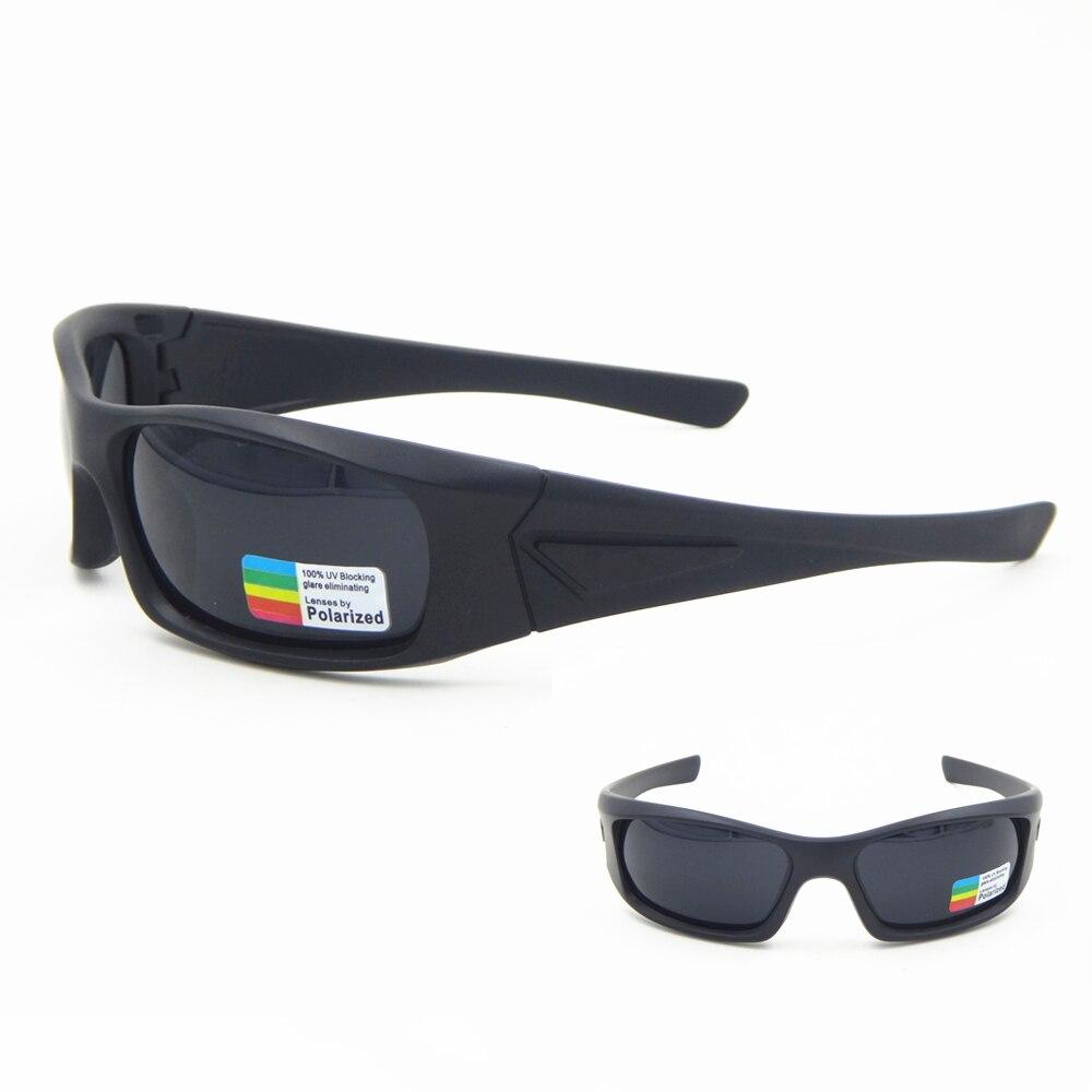 Gafas de sol polarizadas para hombre, tácticas UV400 gafas de sol, gafas militares TR90 Army CS Google, gafas a prueba de balas