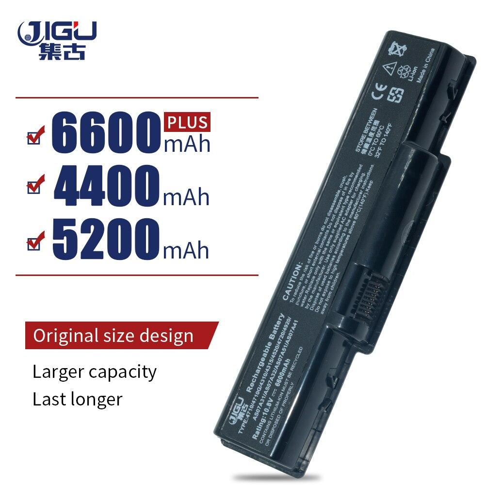 JIGU batería del ordenador portátil para Acer Aspire 4720ZG 4730Z 4730ZG 4736 4736Z 4736G 4736ZG 4740 de 4740G 4920G 4920G 4930G 4930G 4935