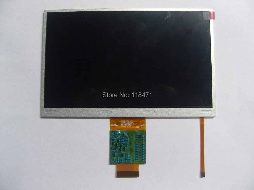 7,0 pulgadas TFT LCD Panel LB070WV6-TD08 pantalla LCD 800*480 pantalla LCD TN paralelo RGB 1 ch 8- poco de 350 cd/m2