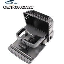 Porte-gobelet centrale pour V W J etta 5 Golf MK6 6 MKVI   Accoudoir de Console centrale coupelle arrière, nouvelle collection