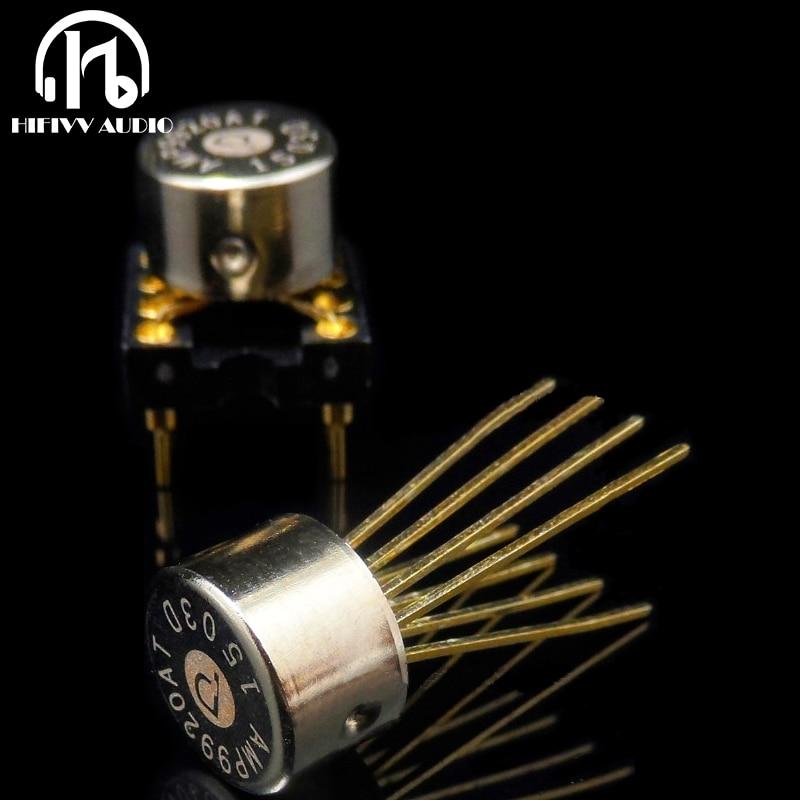 hifi Dual channel AMP9920AT op amp operational amplifier Upgrade LME49720HA OPA627SM 2604AP AD827SQ/883B