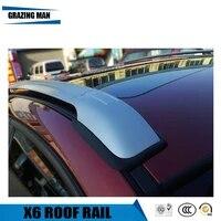 original model roof racks auto luggage rack for bmw x6 e71 2008 2014 roof rack